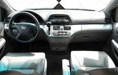 Linda camioneta Honda Odyssey