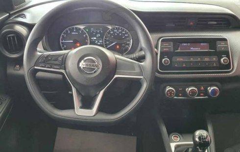 Nissan Kicks 2018 5p Sense L4/Man