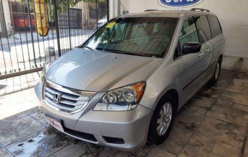 Honda Odyssey 5p LX minivan aut