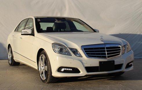 Mercedes-benz Clase E 4p E 500 Avangarde Aut