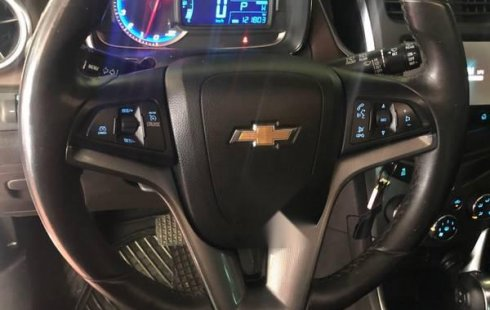 Chevrolet Trax 2015 1.8 LTZ con 120,000 km