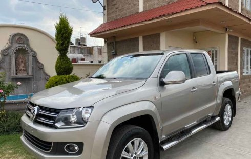 Volkswagen Amarok 2.0 Highline 4mot At