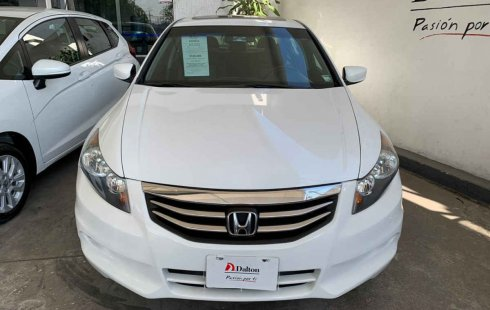 Honda Accord 2012 4p Ex Sedan V6 Piel Abs Q/c Cd