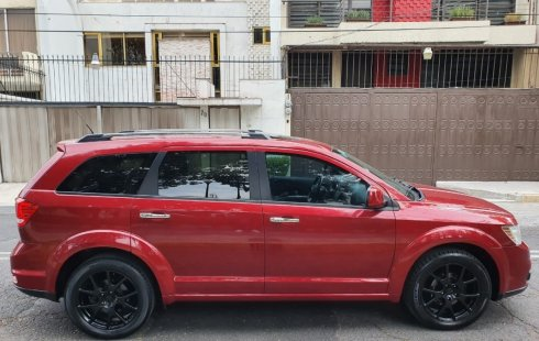 Dodge Journey 3.5 Sxt 7 Pasj Premium R-19 At