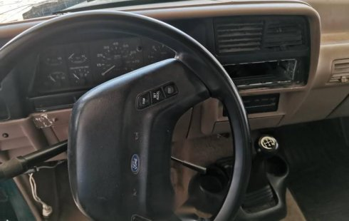 Ford Ranger 6 Cil. Estándar Todo Pagado