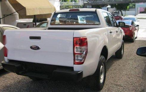 Ford Ranger XL 2016 Gratis placas Enganche 15% Un Dueño