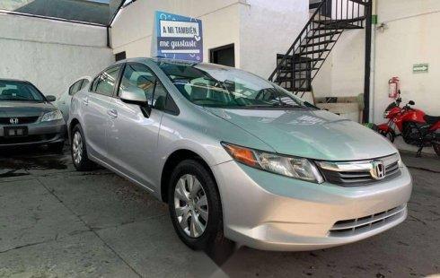 Honda Civic 1.8 Lx 2012 Automatico ( Previa Cita )