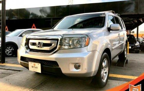 Honda Pilot EX 2011 ¡¡excelente trato!!