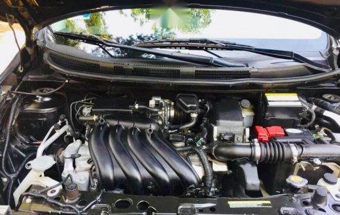 Nissan Versa 2015 Advance estándar Factura de Agencia