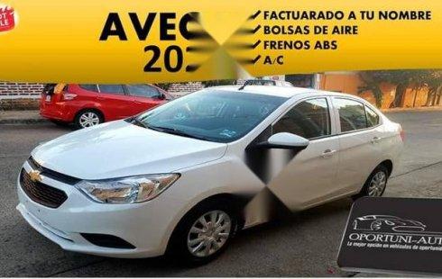 Chevrolet Aveo 2020 de Oportunidad