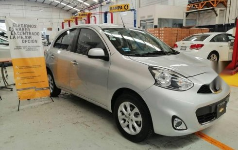 Nissan March 2017 1.6 Advance At