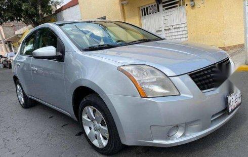 Nissan Sentra 2009 aut factura de agencia todo pagado
