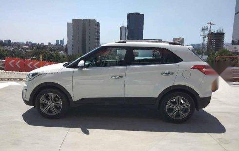 Hyundai Creta 2017 4p Limited L4/1.6 Aut