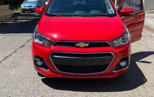 Chevrolet Spark LTZ 2018