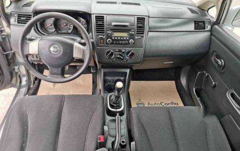 Nissan Tiida 2018 4p Sedán Sense L4/1.8 Man