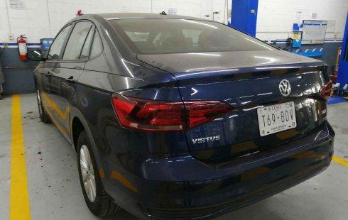 Volkswagen Virtus 2020 4p Mt
