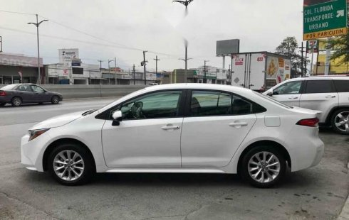 Toyota Corolla 2020 4p LE L4/1.8 Aut