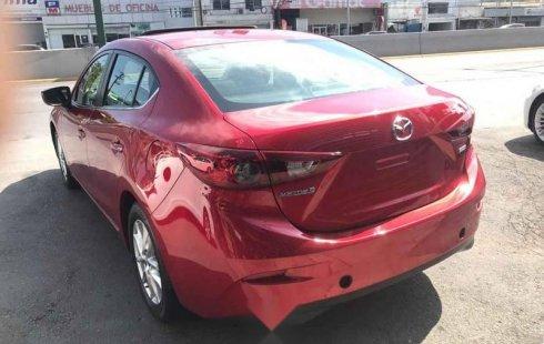 Mazda 3 4p Sedán i L4/2.0 Aut
