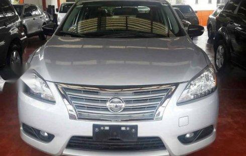 Nissan Sentra 2015 4p Exclusive L4/1.8 Aut Nave