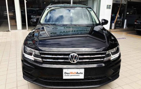Volkswagen Tiguan 5 pts. Trendline Plus