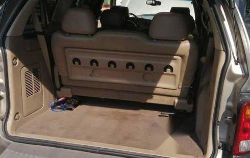camioneta Ford modelo winstar limited