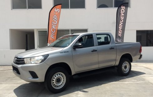 Toyota Hilux 2.7 Cabina Doble Mt