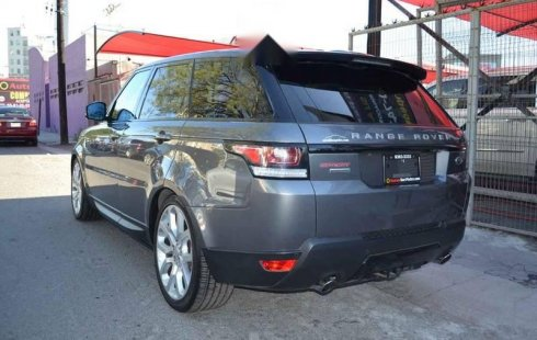 Land Rover Range Rover 2016 5p Supercharged V8/5.0