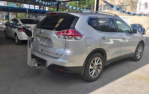 Nissan X Trail 2017 5p Exclusive 3 L4/2.5 Aut Banc