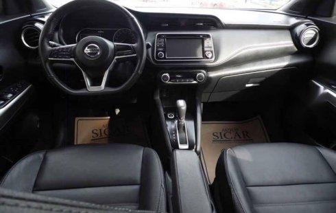 Nissan Kicks 2019 5p Exclusive L4/1.6 Aut