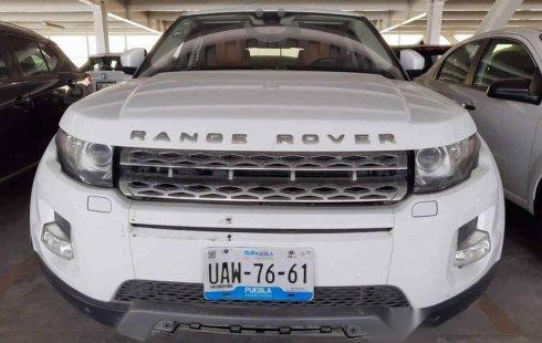 Land Rover Range Rover 2012 5p Prestige