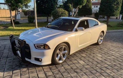 Dodge Charger 2012 R/T V8 5.7lt Piel Gamuza