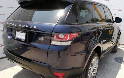 Land Rover Range Rover Sport 2015 5.0 Sport SC At