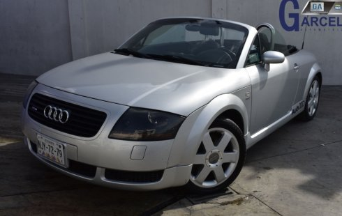 Audi TT 1.8 Roadster Quattro 225 Hp 6vel At