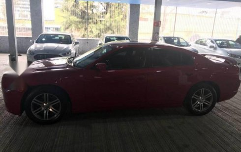 Charger 12 Rojo
