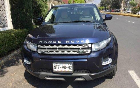 Range Rover Evoque Pure (excelente) 2014