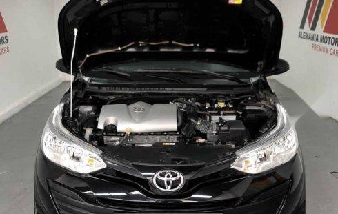 Toyota Yaris 2019 4p Sedán Core L4/1.5L Aut