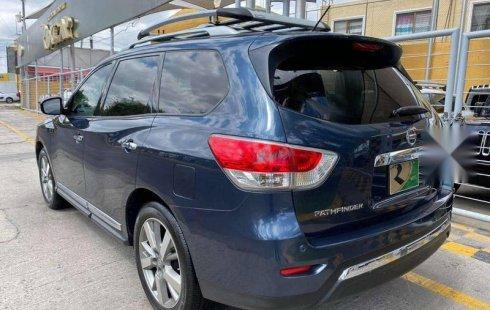 Nissan Pathfinder Exclusive 2015