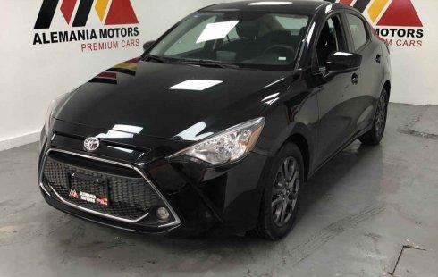 Toyota Yaris 2019 4p Sedán R Xle L4/1.5 Aut