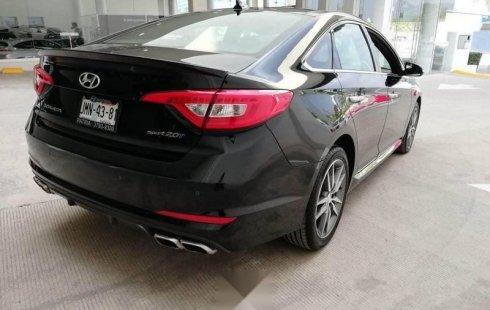 Hyundai sonata sport 2.0 turbo, impecable