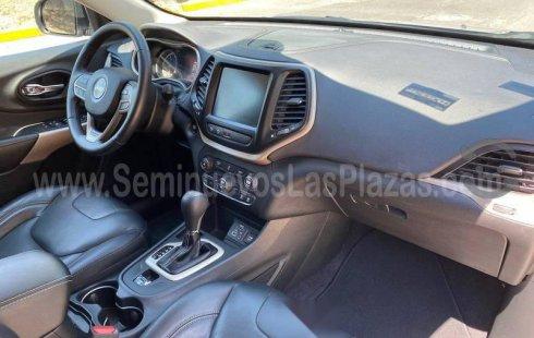 Jeep Cherokee 2017 Limited Plus piel Qc GPS nueva