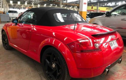 Audi TT 1.8 Roadster Quattro 6vel 225 Hp At