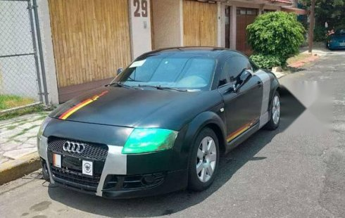 Audi TT Estandar Turbo Equipado
