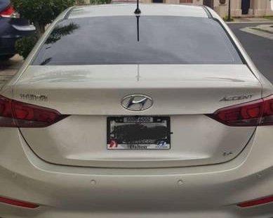 Hyundai Accent 2018 Automatico