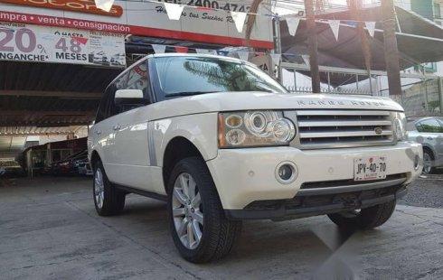 Range Rover Hse SC 2009 sonido Harman/Kardon 8 cil