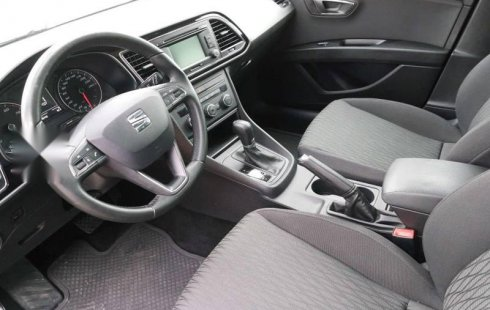 Seat Leon Style 2015  4 cilindros factura original
