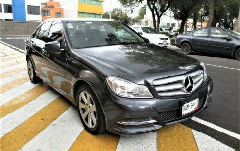 Mercedes Benz Clase C 180 2013