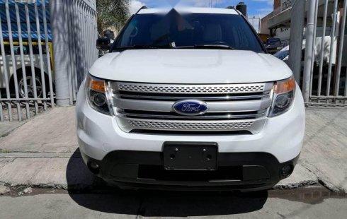 Ford Explorer XLT 2013 Como Nueva