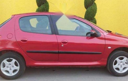 Peugeot 206 Automático equipado eléctrico clima