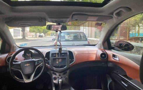 Vendo Chevrolet sonic