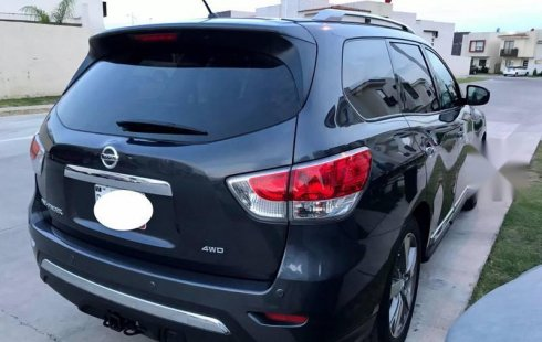 Nissan Pathfinder Exclusive 2014 Nueva